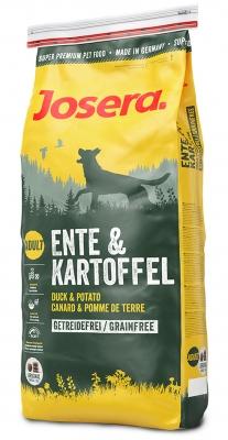 Ente & Kartoffel (24/14) (Утка и Картофель) сухой корм без злаков для взрослых собак