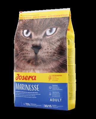 Marinesse (Adult Sensitive 30/15) для кошек неравнодушных к рыбе и страдающих пищевой непереносимостью