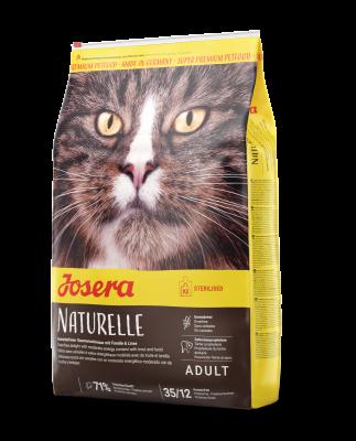 Naturelle (Adult Sterilized 35/12) беззерновой корм для домашних и стерилизованных кошек