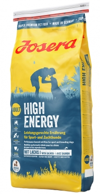 High Energy (Adult/Sport Medium/Maxi 30/21) для взрослых спортивных, племенных и рабочих собак