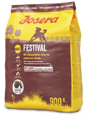 Festival (26/16) сухой аппетитный корм для привередливых собак